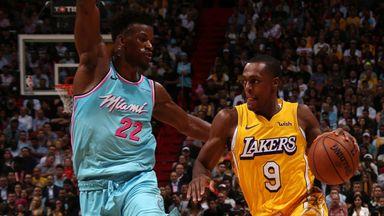 NBA Wk8: Lakers 113-110 Heat