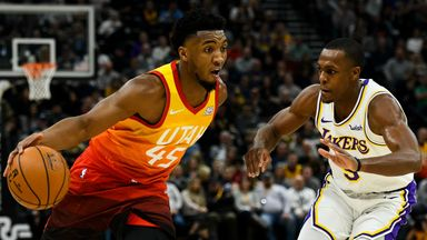 NBA Wk7: Lakers 121-96 Jazz