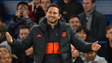 Lampard to consider options in January