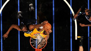 NBA Wk 8: Lakers 96-87 Magic