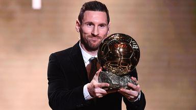 Messi: Six Ballon d'Ors unthinkable