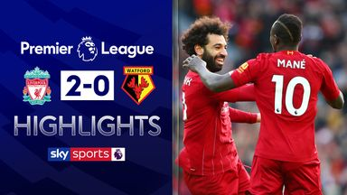 Salah double gives Liverpool win