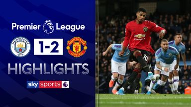 United stun City in derby thriller