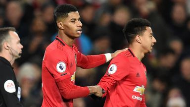 Lingard: Rashford will only get better