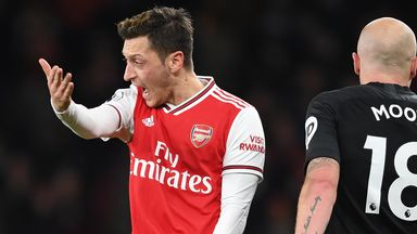 Ljungberg: I want Ozil to be angry