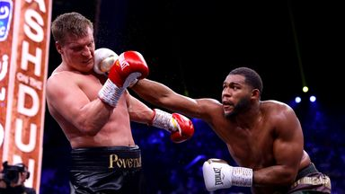 Hunter, Povetkin want to fight again!