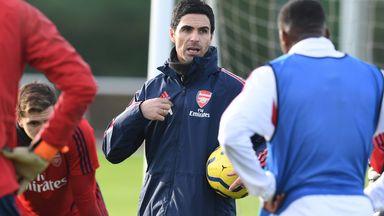 Howe: Arteta will get Arsenal playing