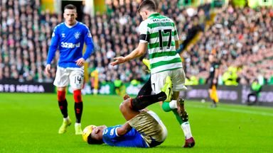 Christie clashes with Morelos