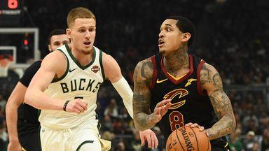 NBA Wk8: Cavaliers 108-125 Bucks