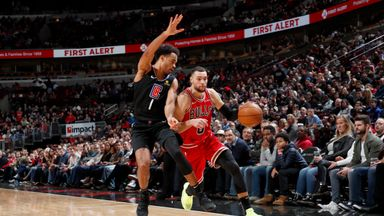 NBA Wk8: Clippers 106-109 Bulls