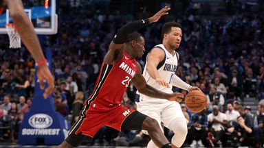 NBA Wk8: Heat 122-118 Mavericks