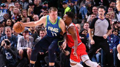 NBA Wk7: Kings 110-106 Mavericks