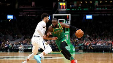 NBA Wk7: Nuggets 95-108 Celtics