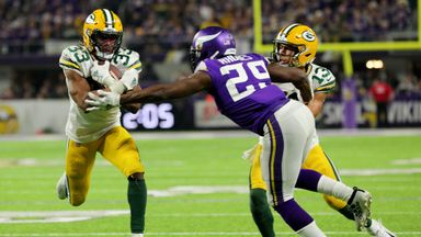Packers 23-10 Vikings