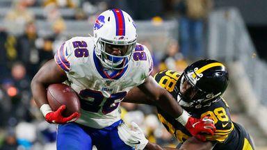 Bills 17-10 Steelers