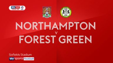 Northampton 1-0 Forest Green