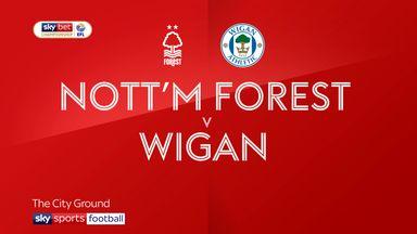 Nottingham Forest 1-0 Wigan