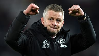 Ole: We've come through a sticky patch