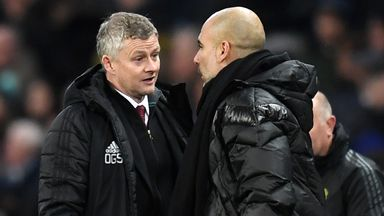 Ole excited by City semi-final