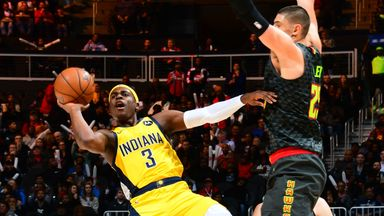 NBA Wk8: Pacers 110-100 Hawks