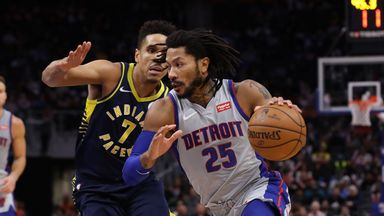 NBA Wk7: Pacers 101-108 Pistons