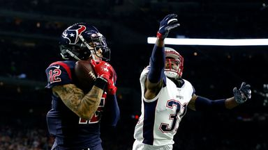 Patriots 22-28 Texans