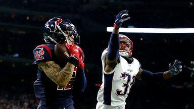 Patriots 22-28 Texans
