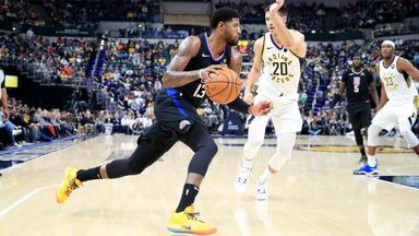 NBA Wk8: Clippers 110-99 Pacers