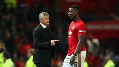 Ole: Pogba should return before new year