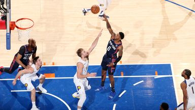 NBA Wk7: Pacers 104-103 Knicks