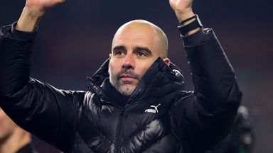 Guardiola: No break clause in contract