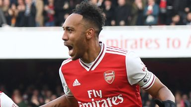 'Arsenal fans will love Auba commitment'