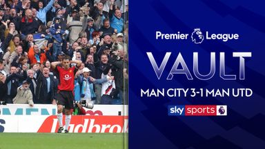 PL Vault | Man City 3-1 Man Utd (2002)