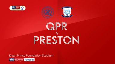 QPR 2-0 Preston