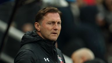 Hasenhuttl frustrated with Saints loss