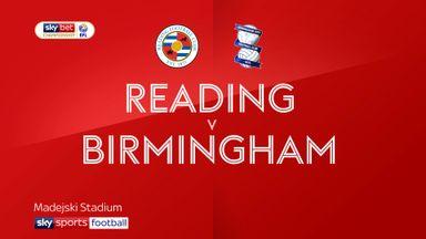 Reading 2-3 Birmingham