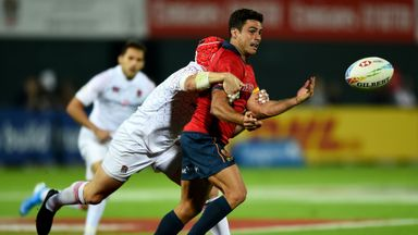 Dubai Sevens - Day 1 Wrap