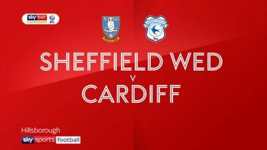 Sheffield Wednesday 1-2 Cardiff