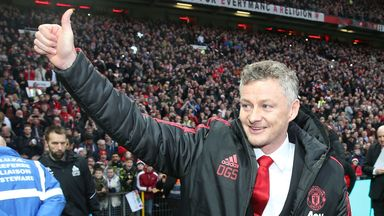 Solskjaer: We can't give up City chase