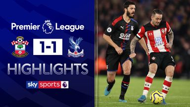 Ings salvages a point against Palace
