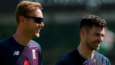'Anderson, Broad have big roles to play'