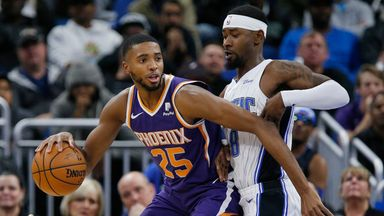 NBA Wk7: Suns 114-128 Magic