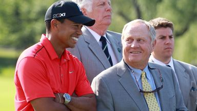 Tiger: I can beat Nicklaus' record