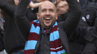 Tom Allen goes to West Ham in 'I'm Game'