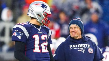Brady explains relationship with Belichick