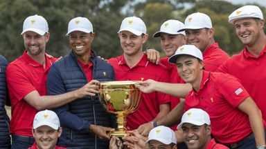 USA fight back to retain Presidents Cup