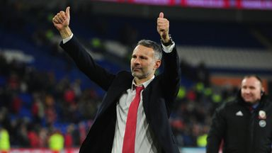 Giggs: I want to lead Wales to World Cup