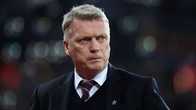 Moyes: West Ham need impact signings
