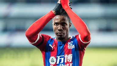 'Zaha deserves new challenge at top club'