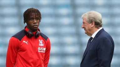 Hodgson: No intention of selling Zaha